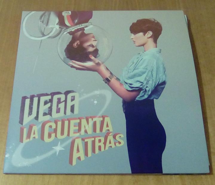 Discos de vinilo: VEGA - la cuenta atrás ( LP edición limitada) NUEVO - Foto 4 - 195333865