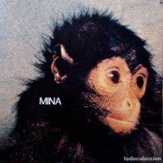 Discos de vinilo: MINA, E PENSO A TE. LP ORIGINAL ITALIA PDU CON PORTADA DOBLE. Lote 112713443