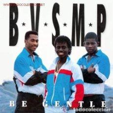 Discos de vinilo: B.V.S.M.P. - BE GENTLE - MAXI-SINGLE SPAIN 1988 . Lote 112713903
