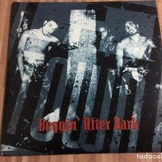 Disques de vinyle: BEGGIN AFTTER DARK,,XR 212-1. Lote 112719683