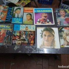 Discos de vinilo: MARISOL 6 EP + 2 SINGLE / LOTE. Lote 112722651