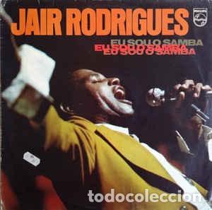 JAIR RODRIGUES - EU SOU O SAMBA (LP, ALBUM) (Música - Discos - LP Vinilo - Grupos y Solistas de latinoamérica)