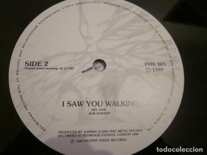 Discos de vinilo: PINC METAL KITCHEN - WHERE ANGELS FEAR TO TREAD - MAXI - EDICION DEL AÑO 1989. - Foto 5 - 112741651