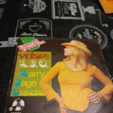Discos de vinilo: LP SINGLE VOLARE LPO LARRY PAGE ORCHESTRA ESPECIAL DISCOTECA. Lote 112741706