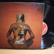 Discos de vinilo: EAST OF MERCATOR PROJECTED LP UK 1969 PEPETO TOP. Lote 112743595