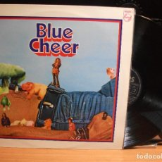 Discos de vinilo: BLUE CHEER THE ORIGINAL HUMAN BEING LP SPAIN 1971 PEPETO TOP. Lote 141869121