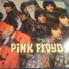 PINK FLOYD - THE PIPER AT THE GATES OF DAWN-