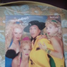 Discos de vinilo: KID CREOLE & THE COCONUTS-FOR THE SEX OF IT. Lote 112769579