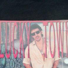 Discos de vinilo: BRUCE SPRINGSTEEN LUCKY TOWN. Lote 112777904