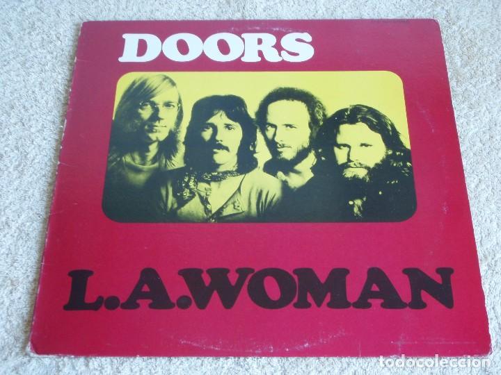 DOORS – L.A. WOMAN USA,1971 ELEKTRA (Música - Discos - LP Vinilo - Pop - Rock - Internacional de los 70)
