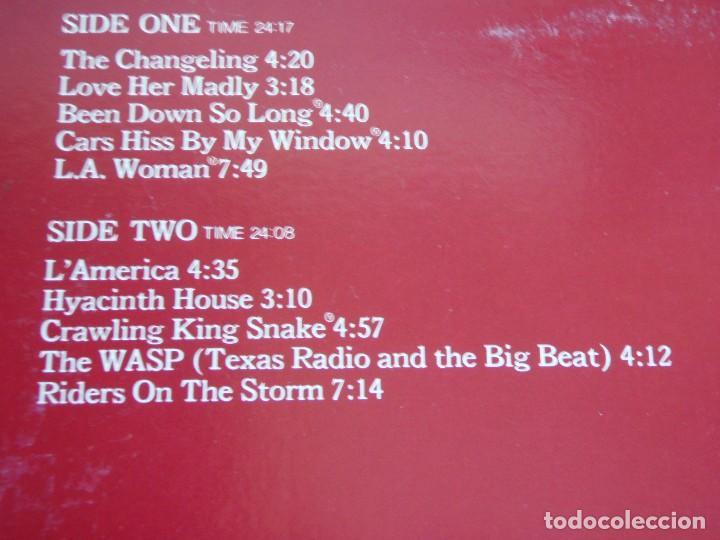 Discos de vinilo: Doors – L.A. Woman USA,1971 Elektra - Foto 3 - 112779227