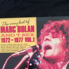 Discos de vinilo: THE VERY BEST OF MARC BOLAN. Lote 112779994