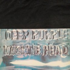 Discos de vinilo: DEEP PURPLE MACHINE HEAD. Lote 112784576