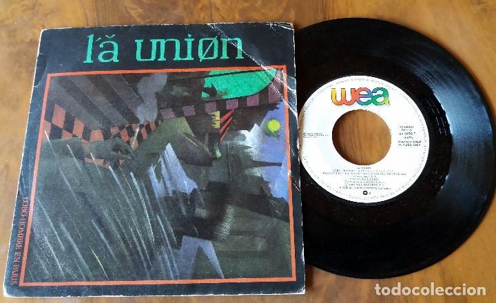 Single - wea - la union - lobo-hombre lobo en p - Sold