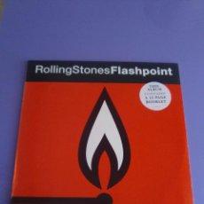 Discos de vinilo: MARAVILLOSO LP ROLLING STONES. FLASHPOINT. INCLUYE PRECIOSO LIBRETO DE 12 PAGINAS.NUNCA USADO.. Lote 112810983