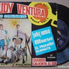 Discos de vinilo: RUBY VENTURA Y SU CONJUNTO - EH NENA - EP COLUMBIA 1962. Lote 112811203
