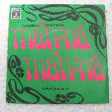 Discos de vinilo: MAHNA MACKAY – MAH-NA-MAH-NA - ODEON 1969 - SINGLE - P. Lote 112812251
