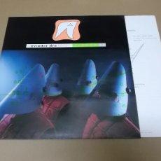 Discos de vinilo: AVIADOR DRO (LP) TRANCE AÑO 1991 - EDICION PROMOCIONAL + HOJAS PROMOCIONALES. Lote 41461914