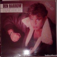 Discos de vinilo: DEN HARROW - BAD BOYS . Lote 112818103
