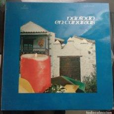 Discos de vinilo: NAVIDAD EN CANARIAS LP 1975.. Lote 112818499