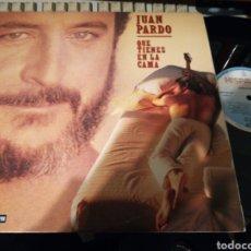 Discos de vinilo: JUAN PARDO CON LOS CHUNGUITOS MAXI QUE TIENES EN LA CAMA.1987.A ESTRENAR. Lote 112820800
