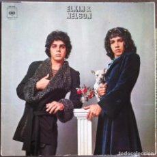 Discos de vinilo: ELKIN & NELSON- LP - CBS - S 32328 - 1983 EDICIÓN ESPAÑOLA. Lote 112835943
