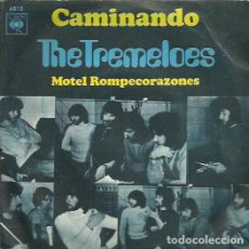 Discos de vinilo: THE TREMELOES. SINGLE. SELLO CBS. EDITADO EN ESPAÑA. AÑO 1970. Lote 112872767