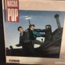 Discos de vinilo: NACHA POP - EL MOMENTO - LP. Lote 112895264