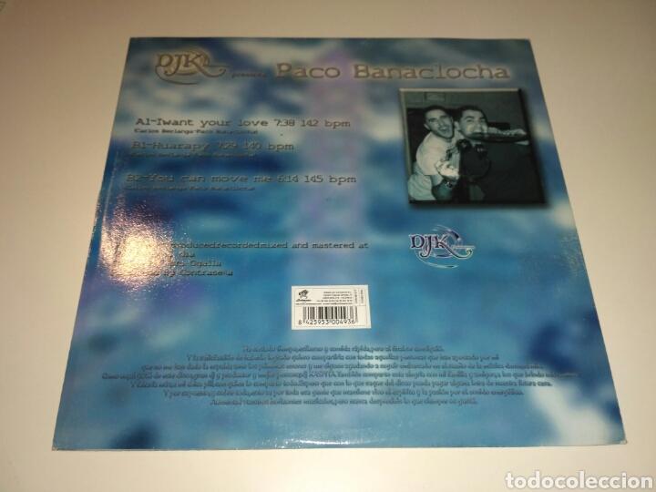 Discos de vinilo: Paco Banaclocha - I Want Your Love - Foto 2 - 112927159