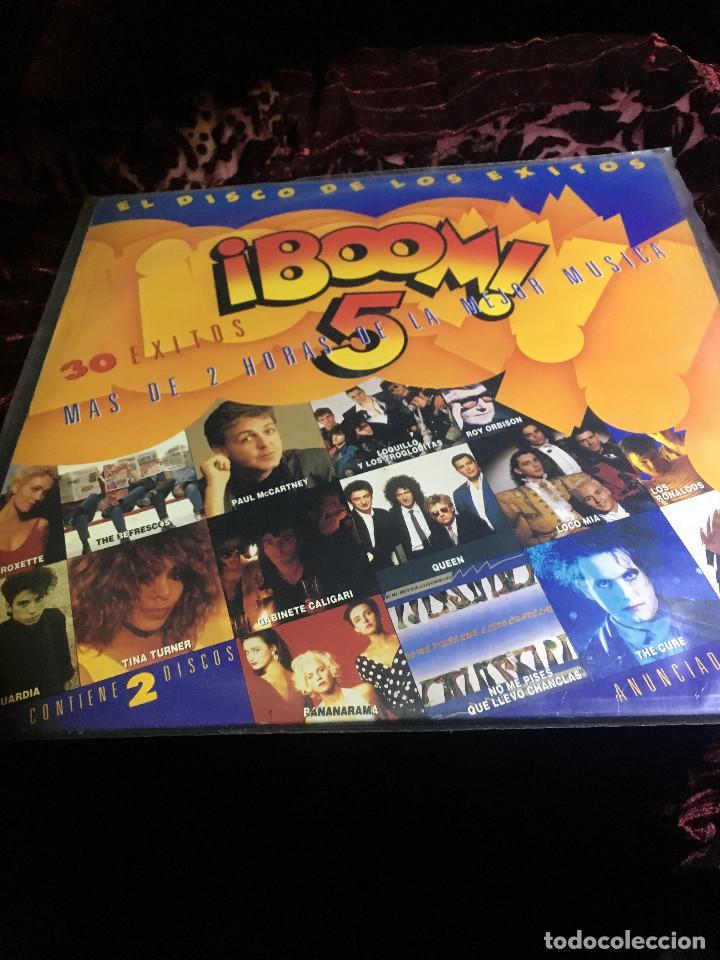 BOOM 5 -2 - LP (Música - Discos - LP Vinilo - Otros estilos)