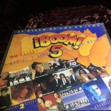 Discos de vinilo: BOOM 5 -2 - LP. Lote 112927179