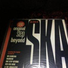 Discos de vinilo: ONE ORIGINAL STEP BEYOND (THE STORY OF SKA) LP. Lote 112931223