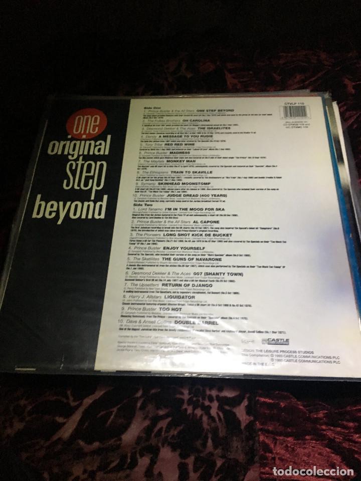Discos de vinilo: One Original Step Beyond (The Story Of Ska) lp - Foto 2 - 112931223