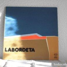 Discos de vinilo: LABORDETA-LP TIEMPO DE ESPERA-PORTADA ABIERTA. Lote 112940867