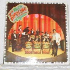 Discos de vinilo: RADIO TOPOLINO ORQUESTA-LP PORTADA ABIERTA. Lote 112954559