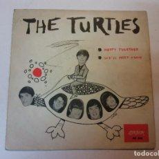 Discos de vinilo: SINGLE. THE TURTLES. Lote 112955099