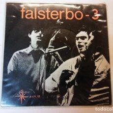 Discos de vinilo: SINGLE. FALSTERBO-3. Lote 112955331
