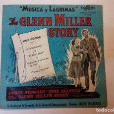 Discos de vinilo: SINGLE. THE GLENN MILLER. Lote 112956739