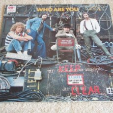 Discos de vinilo: THE WHO ( WHO ARE YOU ) USA - 1978 LP33 MCA RECORDS. Lote 112957383