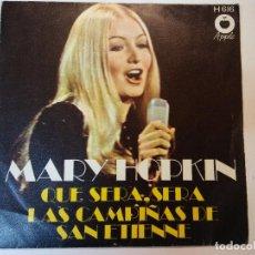 Discos de vinilo: SINGLE. MARY HOPKIN. Lote 112957639