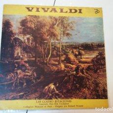 Discos de vinilo: LO. VIVALDI. LAS CUATRO ESTACIONES. Lote 112967455