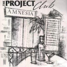 Discos de vinilo: THE PROJECT CLUB / AMNESIA / MAXI-SINGLE 12 PULGADAS RF-4650 . Lote 112970239