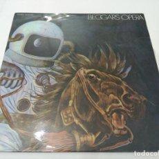 Disques de vinyle: 049 - BEGGARS OPERA - PATHFINDER - LP 1972 - FABRICADO EN ESPAÑACON ENTRADA DEL CONCIERTO. Lote 177695899