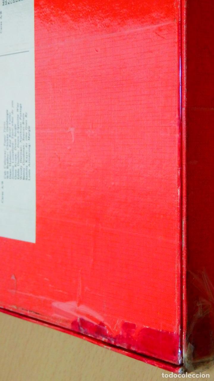 Discos de vinilo: LA MÚSICA ELEGIDA * EL JAZZ * BOX SET 4LP + LIBRO 100 páginas en español * Promocional * rare - Foto 4 - 112983235