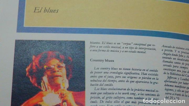 Discos de vinilo: LA MÚSICA ELEGIDA * EL JAZZ * BOX SET 4LP + LIBRO 100 páginas en español * Promocional * rare - Foto 9 - 112983235