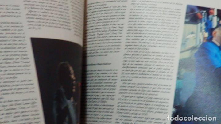 Discos de vinilo: LA MÚSICA ELEGIDA * EL JAZZ * BOX SET 4LP + LIBRO 100 páginas en español * Promocional * rare - Foto 10 - 112983235