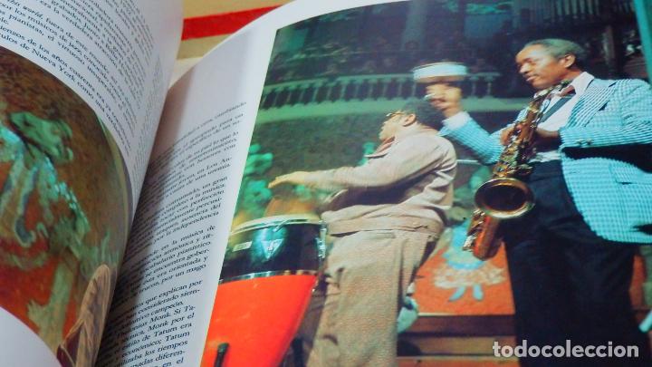 Discos de vinilo: LA MÚSICA ELEGIDA * EL JAZZ * BOX SET 4LP + LIBRO 100 páginas en español * Promocional * rare - Foto 12 - 112983235