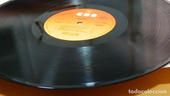 Discos de vinilo: LA MÚSICA ELEGIDA * EL JAZZ * BOX SET 4LP + LIBRO 100 páginas en español * Promocional * rare - Foto 13 - 112983235
