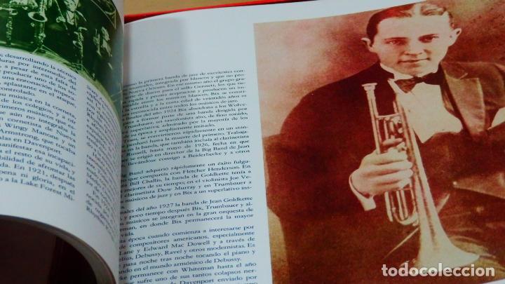 Discos de vinilo: LA MÚSICA ELEGIDA * EL JAZZ * BOX SET 4LP + LIBRO 100 páginas en español * Promocional * rare - Foto 14 - 112983235