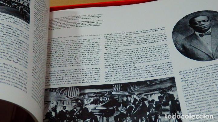 Discos de vinilo: LA MÚSICA ELEGIDA * EL JAZZ * BOX SET 4LP + LIBRO 100 páginas en español * Promocional * rare - Foto 16 - 112983235